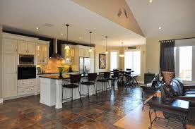 open floor plan kitchen ideas kitchen family room combo designs small kitchen floor plans