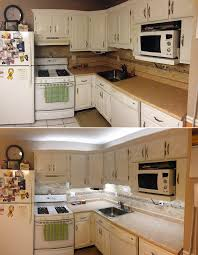 Cozy Lowes Wood Flooring With White Kitchen Cabinets And Cenwood - Kit kitchen cabinets