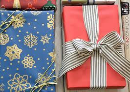 beautiful christmas wrapping paper wrapping gifts with innisbrook 100 things 2 do