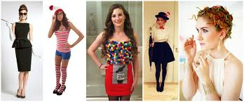 make your own halloween costume ideas
