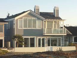 beach home exterior colors beach house gray house colors