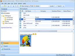 Book Free Download Efficient Address Book Free Portable Free Download And Software