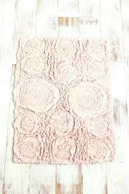 Pink Bathroom Rugs And Mats Pink Bath Rug S Rugs Mats Bathroom Target Baby Mat Set No2uaw