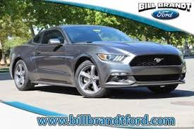 cars similar to mustang bill brandt ford used cars brentwood antioch discover
