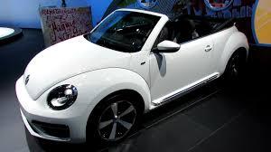 volkswagen beetle convertible interior 2013 volkswagen beetle convertible r line exterior and interior