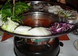 fondue vietnamienne cuisine asiatique cuisine le lẩu la fondue vietnamienne guide