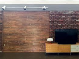 Brick Laminate Flooring Diy Modern Laminate Flooring Plank Wall Mid Century Modern
