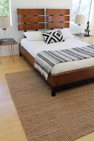 Mid Century Modern Bedroom With BW Accents Modern Bedroom - Mid century bedroom furniture los angeles