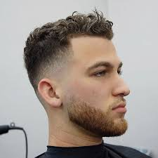 hairstyles ideas trends curly hairstyles for men new