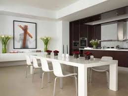 kitchen dining decorating ideas wooden dining table and chairs