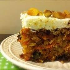 recipe for a carrot cake food photos