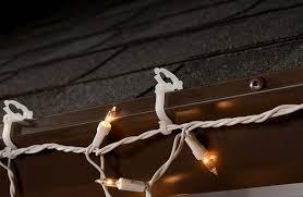 all purpose string light holders 100 pack string lights gutter