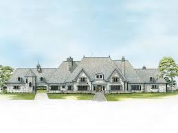 bascayne country french home plan 095s 0004 house plans and more