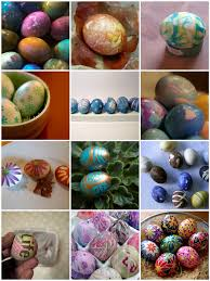 Easter Eggs 12 Interesting Ways To Color Paint Dye Them Easter