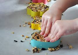 diy bird seed feeders easy to make nature friendly craft