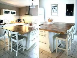 cuisine blanc laqu plan travail bois cuisine blanche et bois clair yoursize co