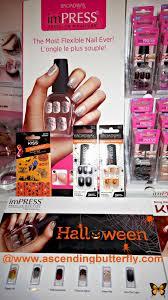 halloween impress nails ascending butterfly the beauty brands that beautypress