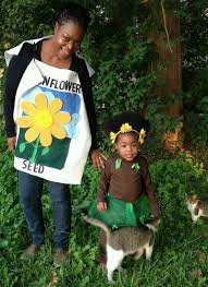 Sunflower Halloween Costume Homemade Sunflower Baby Costume Naomi Baby