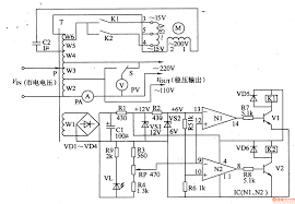 ac voltage regulator six power supply circuits fixed wiring