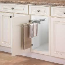 home depot kitchen cabinet organizers real solutions for real 1 in h x 5 in w 18 in d pull