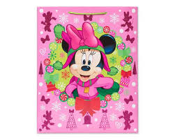 minnie mouse christmas wrapping paper christmas minnie mouse gift wrap american greetings