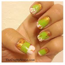 dry water marbling nails the crafty ninja