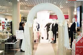 galerie lafayette mariage journée mariage aux galeries lafayette