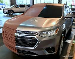 2018 chevrolet traverse redline finding new roads in michigan in the 2018 chevy traverse