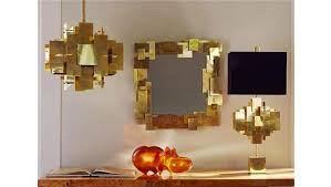decor trends of 2015 shades of gold mixing metallics statement