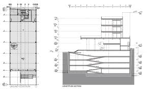 gallery of farmanieh commercial office building alidoost and