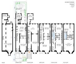 brownstone floor plans brooklyn homes for sale in park slope at 56 8th avenue brownstoner