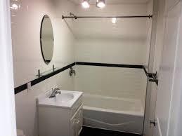 unique subway tile bathroom ideas
