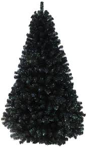 christmas black iridescence1 edit 1 black christmas tree picture
