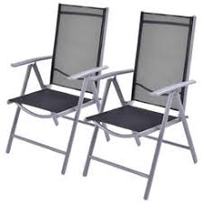Foldable Patio Furniture Folding Lawn Chairs