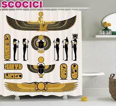 interior design amazing egyptian themed bathroom decor cool home