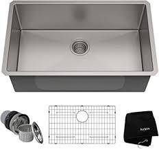 bowl kitchen sink for 30 inch cabinet kraus khu100 30 kitchen sink 30 inch stainless steel