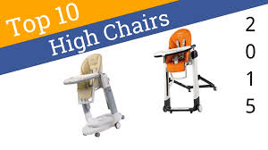 Best High Chair For Babies 10 Best High Chairs 2015 Youtube