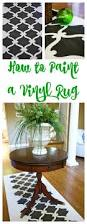 Is It Ok To Put Laminate Flooring In A Bathroom How To Paint A Vinyl Rug 2 Bees In A Pod