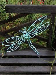 Metal Bugs Garden Decor 25 Unique Dragonfly Decor Ideas On Pinterest Dragonfly Garden