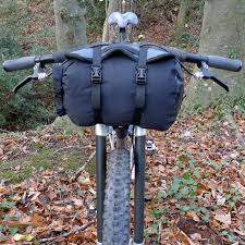 wildcat handlebar roll bike luggage pinterest