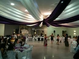 tenture plafond mariage tentures plafond plafond salle