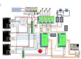cnc wiring diagram cnc pinterest cnc cnc router and cnc machine