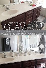 Glam Bathroom Ideas Project Home Redecorate How To Glam Up Your Bathroom With