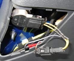 oem backup camera installation for mk5 mk6 vw golf hatch badge