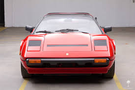 308 gts qv for sale 1983 308 gts quattrovalvole 22 786 original