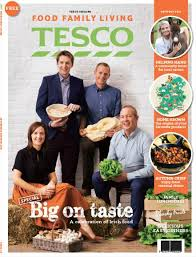 Tesco magazine  celebrating success  Our Tesco