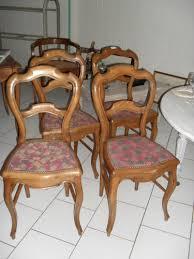 chaises louis philippe a vendre chaises style louis philippe le de jadis