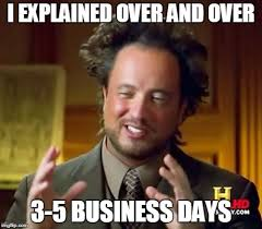 Meme Explained - ancient aliens meme imgflip