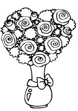fleur coloriage en ligne de fleurs et à imprimer coloriages fleurs