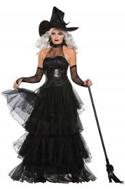 Bewitched Halloween Costume Witch Costumes Purecostumes